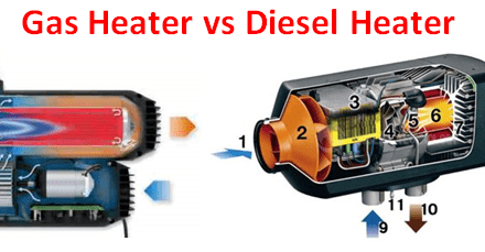 Gas vs Diesel Heaters: Pros, Cons, FAQs (and Myths)