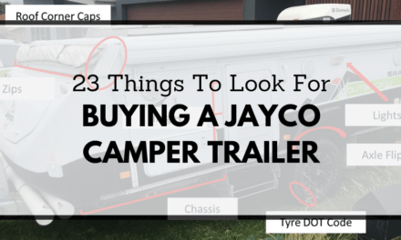 Buying a Jayco Camper Trailer: 23 Things To Look For [Checklist]