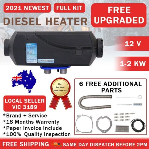 2kW Diesel Heater - Available off eBay