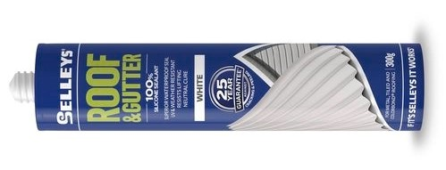 Neutral Cure Roof and Gutter Sealant for Door Trim